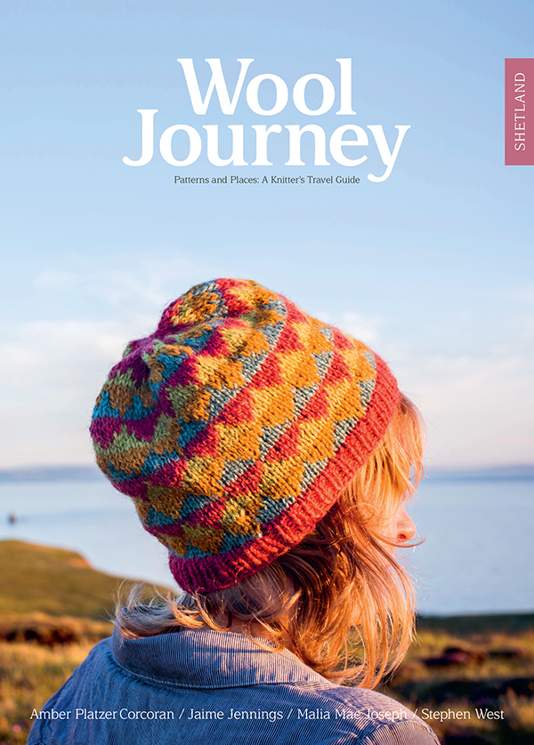 WOOL JOURNEY: SHETLAND – PRINT + DIGITAL