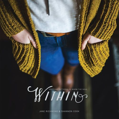 *Within: Knitting Patterns to Warm the Soul* Englische Ausgabe
