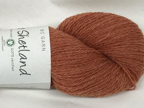 Bio Shetland Fb.37 *Burnt Orange*