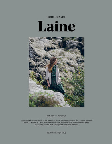 Laine Magazine Issue 6 *Heritage 2018*