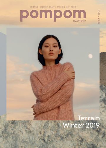 pompom quarterly Issue 31: Winter 2019 – Print + Digital